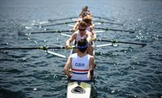 GBR Olympic Rowing  #rowing