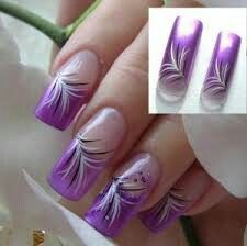 Airbrush nail designs board httpnailartingairbrush nail airbrush nail design prinsesfo Images