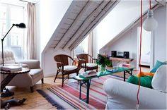 Casinha colorida: Lisboa: décor clássico, beleza e aconchego