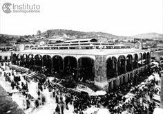 Antiguo mercado de San Miguel, el cual fue destruido. Brooklyn Bridge, Dolores Park, Mexico, Europe, Informa, Vacation, Holiday, Wanderlust, War