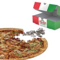 Pizza Puzzle - brilliant :D