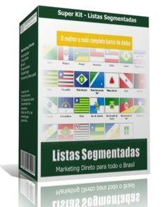 Prefeituras Municipais Brasil | Lista de Endereços Postais . Mala Direta Segmentada | 5.570 Prefeituras