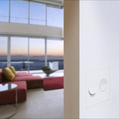 """TRUFIG - """"disappearing"""" flush options for home automation, lighting, outlets & more"""