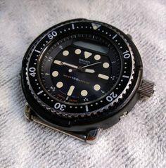 Pho Dong Ho, Chuong Seiko Seiko Diver, Seiko Watches, Pho, Model, Accessories, Clocks, Scale Model, Models