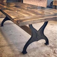 Dining Tables Live Edge Or Barn Wood Locally Reclaimed Oakville Halton Region Toronto