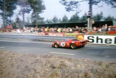 ferrari 312 le mans  | 24 heures du Mans 1969
