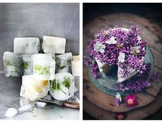 EDIBLE FLOWERS FOR YOUR WEDDING.  Sweet Violet Bride - http://sweetvioletbride.com/2014/01/edible-flowers-wedding/