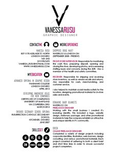 graphic design resume - Graphic Design Resumes