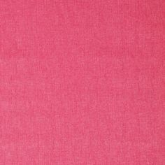 Candy pink plain cotton fabric for upholstery and curtains Linwood Fabrics, Air Force Blue, Cerulean, Pink Candy, Fabric Wallpaper, Ss, Cotton Fabric, Upholstery, Collections