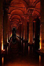 Цистерна Базилика — Википедия