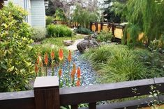 Dry Creek Bed Gardens | The Owner-Builder Network