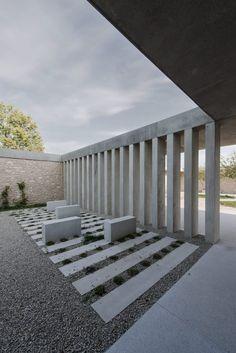 Galería de Capilla Funeraria Ingelheim / Bayer & Strobel Architekten - 15