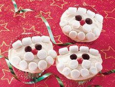 Easy christmas cupcake ideas