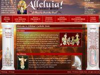 Seattle Webdesign - Alleluia Catholic Store