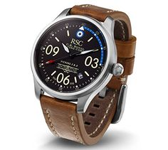 2401dab79f8 RSC draws inspiration from history s legendary pilots and iconic aircraft.  Beautiful Affordable Watches