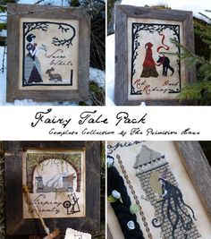 (P) Fairy Tale pack