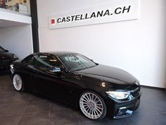 Leasing 620.- * M Sportpaket * Hamann 20 Zoll Felgen * Hamann Tieferlegung * Speed Limit Info * Head-Up Display * CH-Fahrzeu