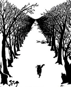 """The Cat Who Walked by Himself"" by Rudyard Kipling. LOVE."