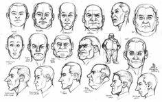 andrew loomis exercises studies 2 by *bordon on deviantART