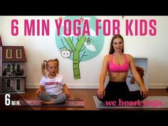 Yoga for Kids: Find Your Om with Mom (+ video!) - Beauty + Fitness - Honestly…