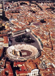City of Verona--The historic city of Verona was founded in the 1st century B.C. It particularly flourished under the rule of the Scaliger family in the 13th and 14th centuries and as part of the Republic of Venice from the 15th to 18th centuries. Verona has preserved a remarkable number of monuments from antiquity, the medieval and Renaissance periods, and represents an outstanding example of a military stronghold.