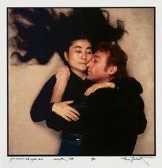 John Lennon & Yoko Ono ANNIE LEIBOVITZ