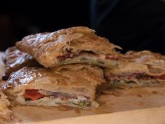 Get Iberico Ham and Manchego Empanadas Recipe from Cooking Channel