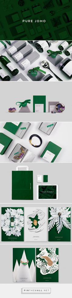 Pure Jomo Stress Relief Product Packaging by Alaa Amra | Fivestar Branding Agency – Design and Branding Agency & Curated Inspiration Gallery