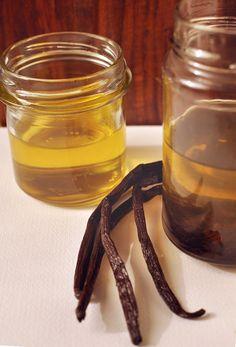 Vanille-Ölauszug für Küche und Kosmetik   Schwatz Katz Aloe Vera, Beauty, Food, Glamour, Winter, Vanilla, Diy Baths, Homemade Cosmetics, Incense
