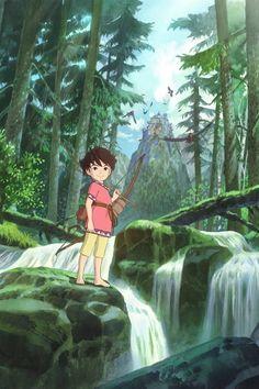 """Goro Miyazaki Will Direct Studio Ghibli's First TV Series """"Ronia The Robber's Daughter"""""""