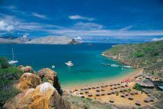 Playa El Saco. Mochima