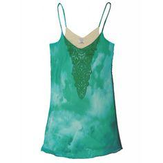 Vestido Gaia Verde