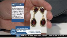 Tune into the most exquisite jewelry on television 24/7! New jewelry arriving daily – Blue Sapphire Necklaces, Red Ruby Rings, Green Emerald Earrings, Yellow Diamond Bracelets and more stunning jewelry at Gem Shopping Network. Call in for pricing.   Item #180-175320 Blue Sapphire Necklace, Emerald Green Earrings, Emerald Earrings, Garnet Gemstone, Gemstone Colors, Gemstone Jewelry, Diamond Bracelets, Diamond Rings, Ruby Rings