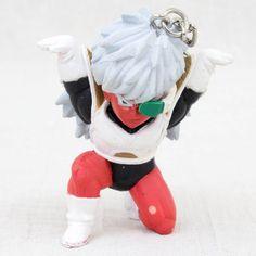 Dragon Ball Z Jeice Commander Ginyu Figure Key Chain JAPAN ANIME MANGA WCF