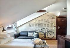 Claves para decorar habitaciones de adolescentes con estilo nórdico http://ini.es/1MeytRf #Adolescentes, #ElecciónDeMuebles, #Habitaciones, #HabitacionesDeAdolescentes