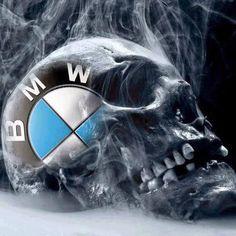 #bmw #bmwskull #bmwhead