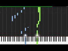 The Sound of Silence - Simon & Garfunkel [Piano Tutorial] (Synthesia) // Fontenele NXT Free Sheet Music, Piano Sheet Music, Music Chords, Simon Garfunkel, Piano Tutorial, Piano Songs, Playing Piano, Music Online, Piano Keys