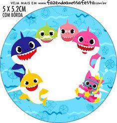 - Oh My Baby! Baby Hai, Shark Images, Baby Shark Doo Doo, Shark Party, 14th Birthday, 2nd Baby, Baby Party, Baby Disney, Birthday Party Themes