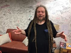 Virtual Reality's Founding Father on the Beauty of VR and Music  ||  Jaron Lanier talks about why it's important for people to understand virtual reality and why it's a sin to rank music. https://ww2.kqed.org/news/2018/01/13/virtual-realitys-founding-father-on-the-beauty-of-vr-and-music/?utm_campaign=crowdfire&utm_content=crowdfire&utm_medium=social&utm_source=pinterest