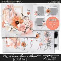 Key From Your Heart ~ Bundle plus FREE GIFT by Tiramisu design