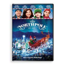 Northpole Christmas DVD is coming soon. Get it here. Would make a great gift! It's not too early to start thinking Christmas is it? #northpolemovie #countdowntochristmas