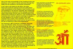 I can't start to do justice to the OM or the other historically profound material produced by Billy Meier under the guidance of the Plejaren, most of which is still only published in the German language. But considering the extraordinary importance of the message contained within these books and the mass of disinformation from without that continues to obscure it, and considering Earth humanity's dire need for genuine teachings of wisdom, I do feel obliged to try to point to some of the main…
