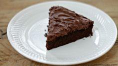 gluten free diary free brownie pie