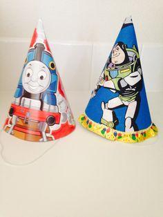 Repurposed party hat.