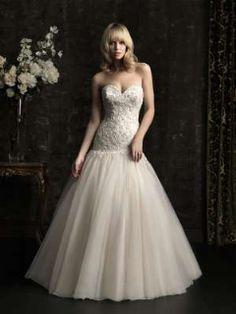 Allure Bridals Full Skirt