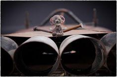 映画『マッドマックス 怒りのデス・ロード』に登場した改造車の美しく世紀末な写真集 52