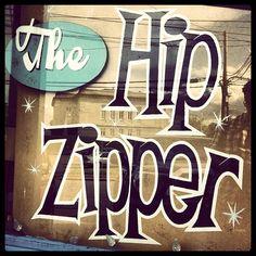 The Hip Zipper 1008 Forrest Avenue Nashville, TN Nashville Map, Visit Nashville, Local Honey, 6 Photos, Vintage Outfits, Vintage Clothing, Four Square, Vintage Shops, Thrifting