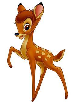 Bambi Transparent PNG Image
