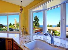 Gorgeous Kitchen WindowS. Please call NEXT for all of your window and door needs. 630-590-1201.
