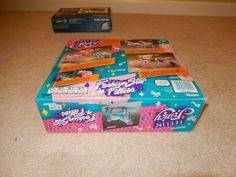 Fashion Star Fillies Feelin' Fancy Collection Jasmine new in box, box bottom, by Kenner, seller shannonmtr8uuu.  #mlpmib.com #fashionstarfillies #fsfjasmine #feelinfancyfashionstarfillies